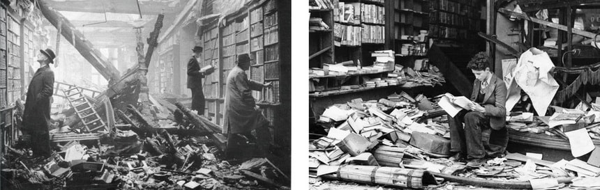 Захваченные архивы Третьего рейха