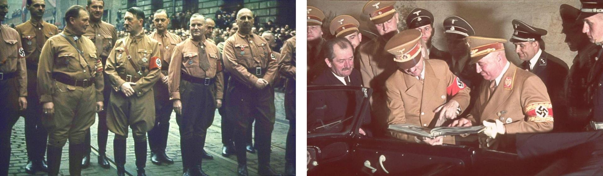 Приспешники Гитлера - ближайшее окружение