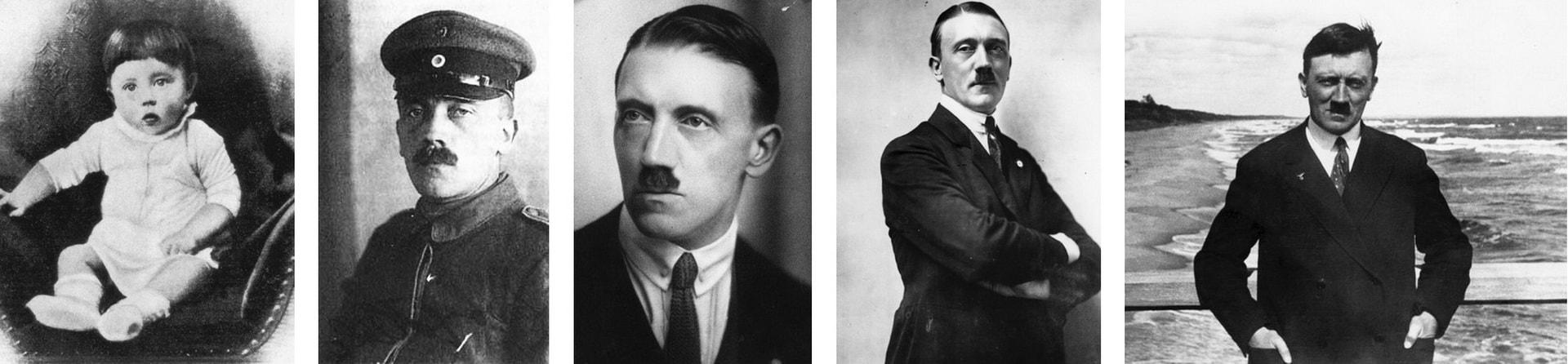 Молодой Адольф Гитлер - Уильям Ширер