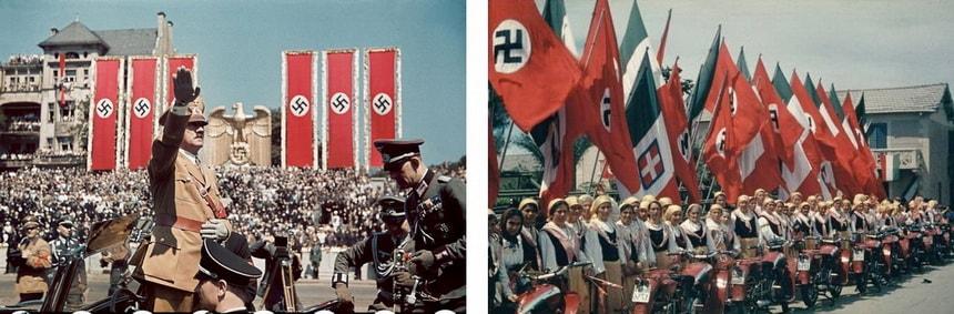 Триумф национал-социалистов 1933 в Третьем рейхе