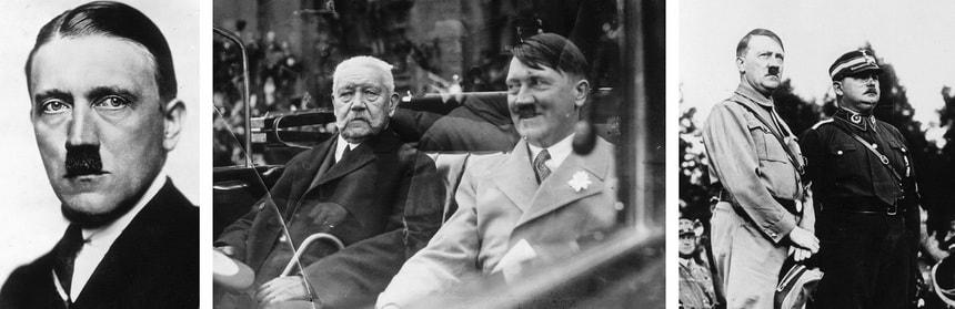 Приход Адольфа Гитлера к власти в Германии