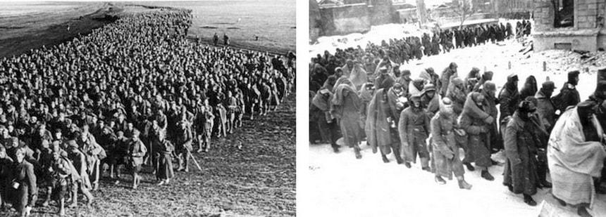 6-я армия Паулюся под Сталинградом