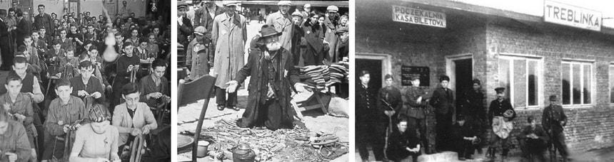 Холокост евреев и лагерь смерти Треблинка
