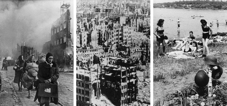 Крах Третьего рейха 1945