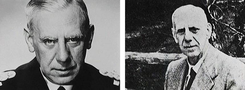 Вильгельм Канарис - шпион, шеф Абвера