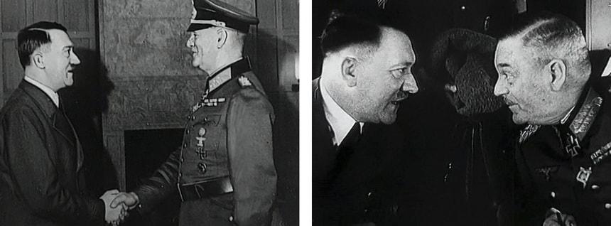 Вильгельм Кейтель - лакей Гитлера