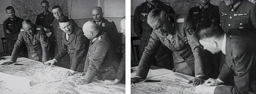 Фельмаршал Манштейн - стратег фюрера
