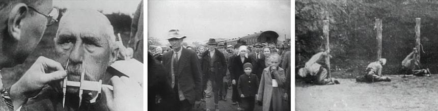 Переселение народов в оккупированной Польше