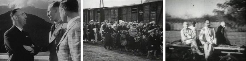 Дорога на Треблинку - Холокост евреев