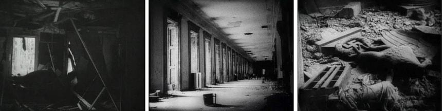 Падение нацистского режима 1945