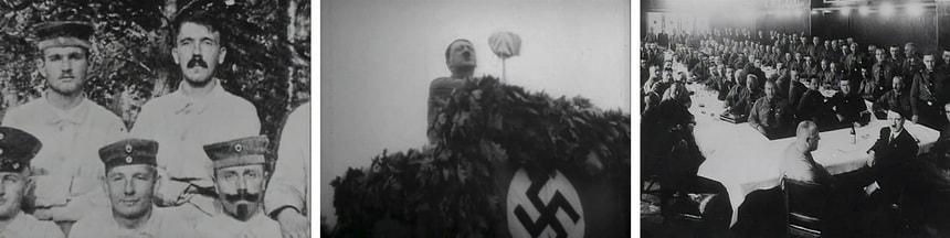 Приход Гитлера и НСДАП к власти в 1930-х