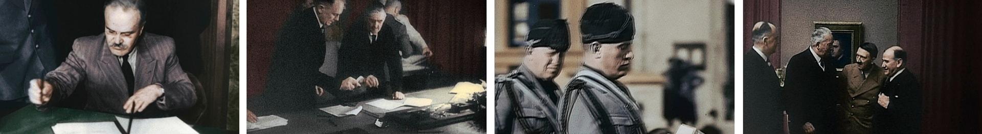 Предпоссылки к Второй Мировой Войне