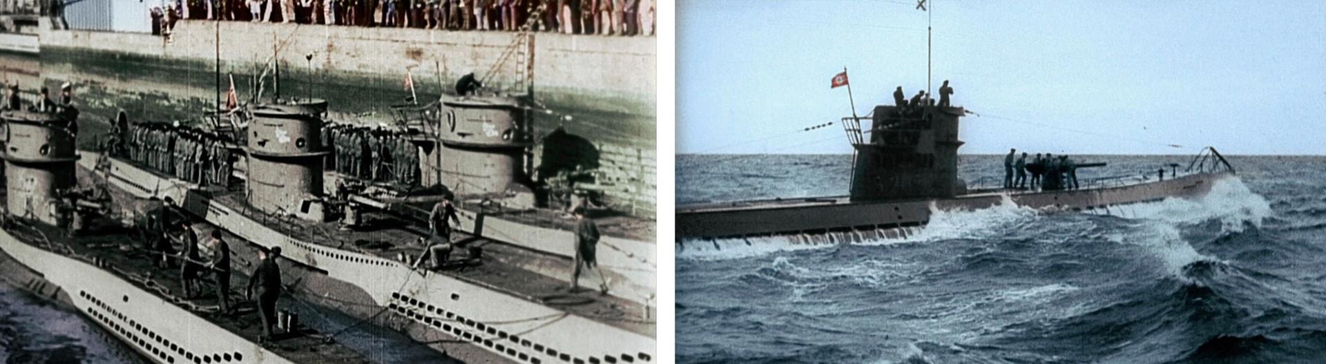 Битва за Атлантику 1939-1945 г.г.