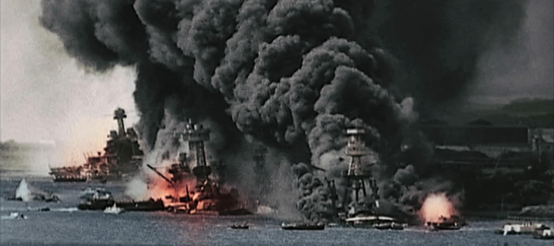Атака на Перл-Харбор 7 декабря 1941