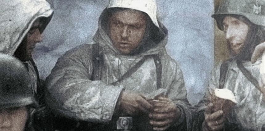 Гибель 6-й армии Вермахта в Сталинграде