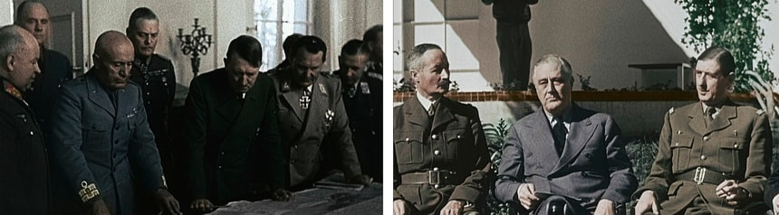 Касабланская конференция 1943 года