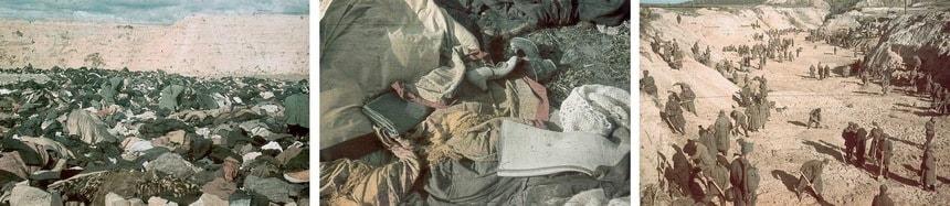Фотографии массовых убийств в Бабьем Яру