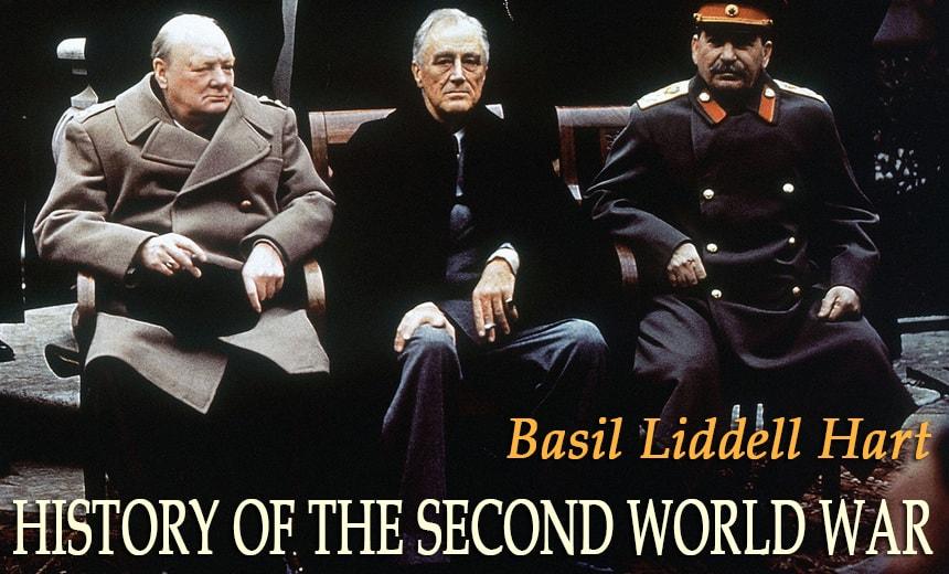 Лиддел Гарт - История Второй Мировой
