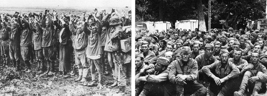 Советские военнопленные в Киеве 1941 - книга
