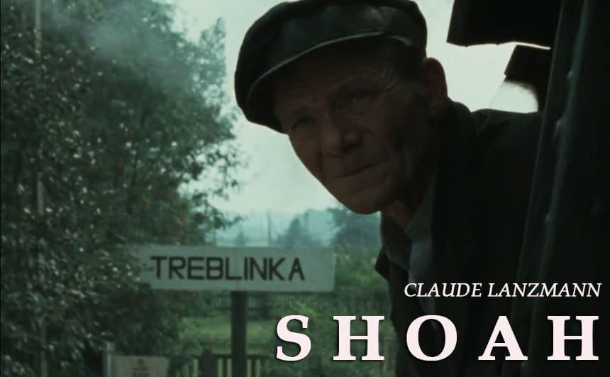Claude Lanzmann Shoah 1985