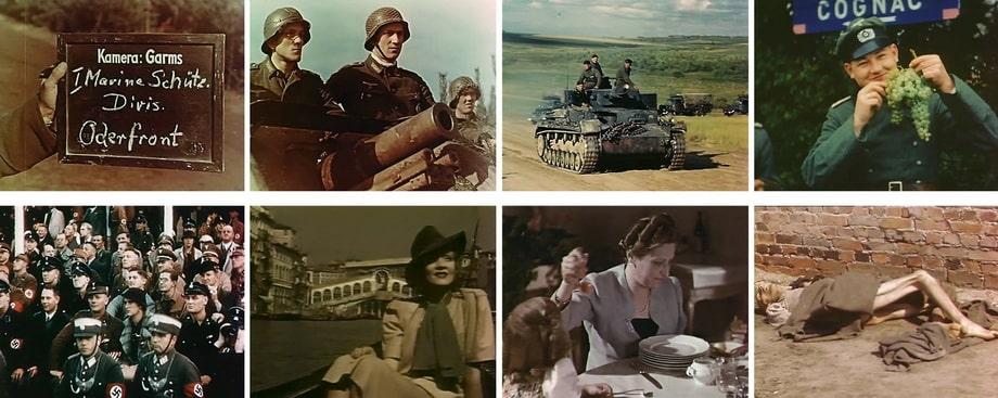 Операторы цветной кинохроники Третьего рейха 1937-1945