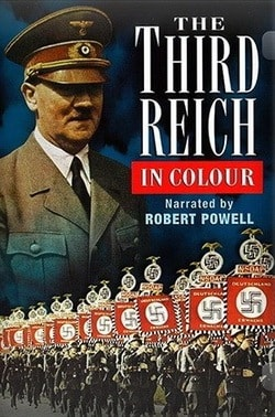Третий рейх в цвете Das Dritte Reich in farbe