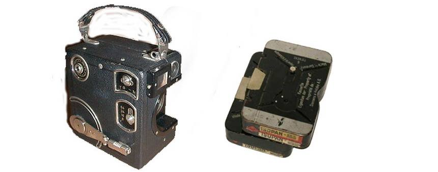Цветная камера Siemens 16-mm F