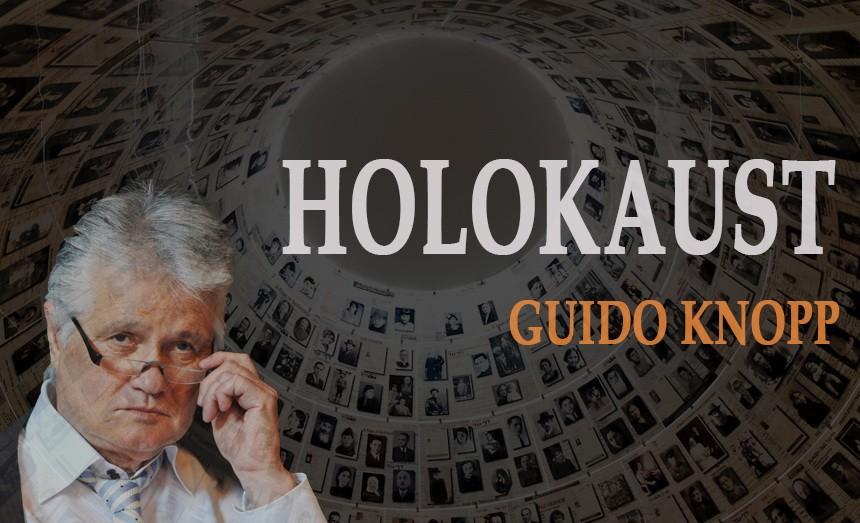 Книга Холокост Гвидо Кноппа
