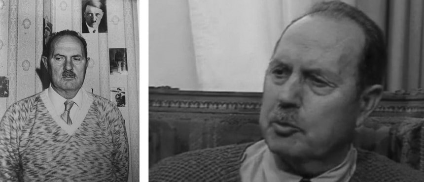 Жан-Мари Лоре - предполагаемый сын Гитлера