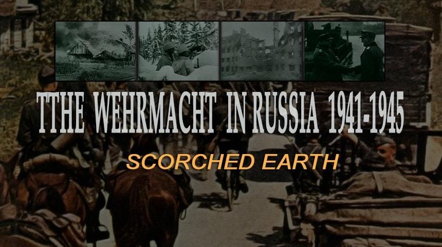 Вермахт в России The Wehrmacht in Russia 1941-1945