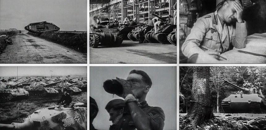 Танковые войска Германии во Второй Мировой
