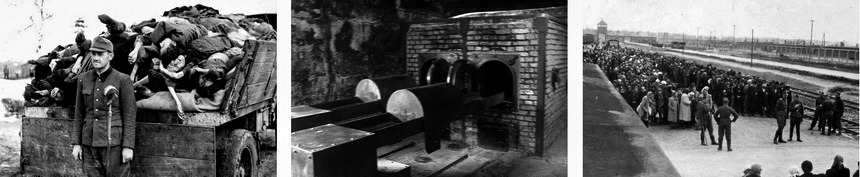 Лагерь смерти Освенцим-Биркенау в 1942-1944 годах