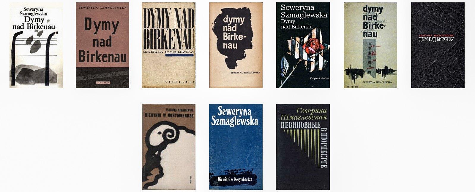 Книги Северины Шмаглевской - дым над Биркенау, Невиновные в Нюрнберге