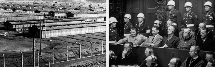Последствия Второй Мировой - Холокост