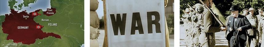 02. Разжигание войны / Lightning War