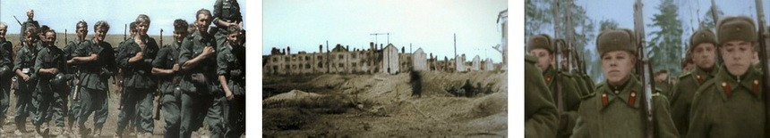 04. Нападение на Восточную Европу / Hitler Strikes East