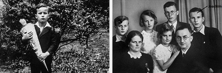 Молодой Иоахим Фест (1926-2006)