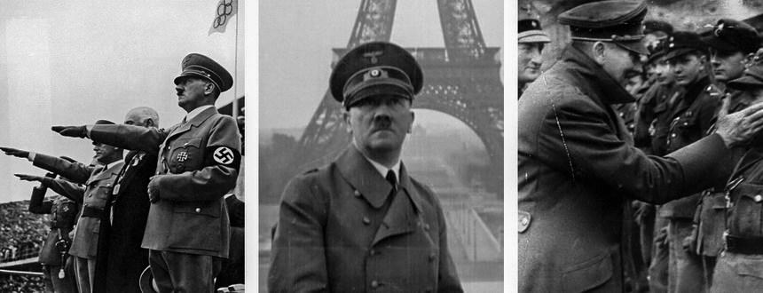 Третий том биографии Гитлера. 1934-1945