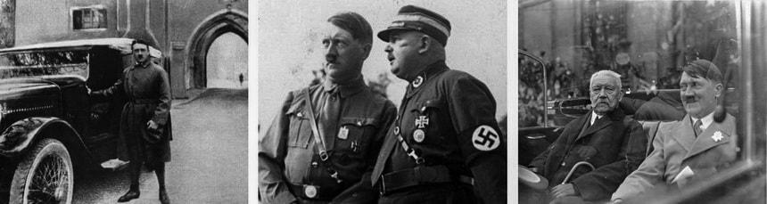 Второй том биографии Гитлера. Фест. 1923-1934