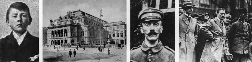 Первый том биографии. 1889-1923