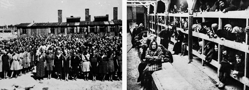 Лагерь смерти Аушвиц Биркенау
