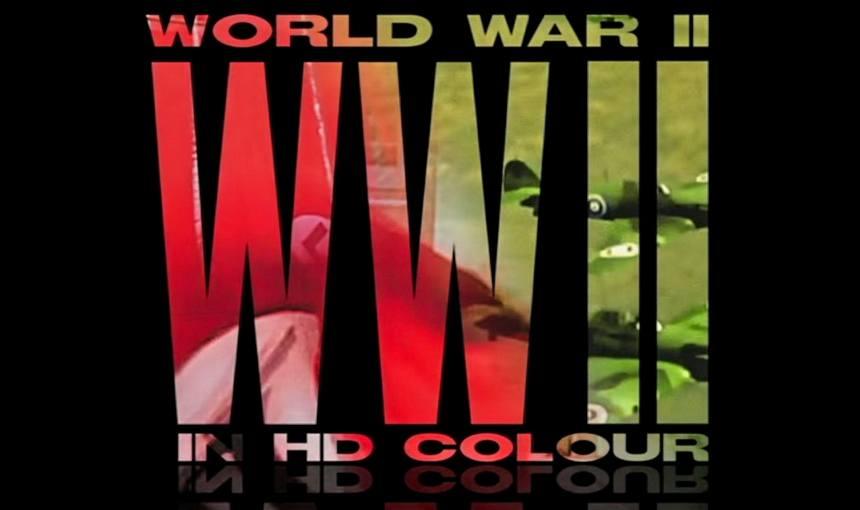 Вторая мировая в HD цвете / World War II In HD Colour