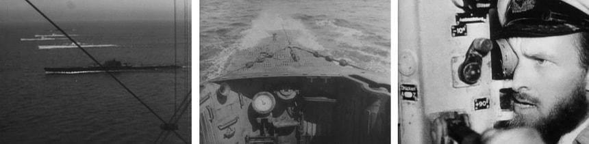Подводные лодки (Враг над нами) / Above Us the Enemy