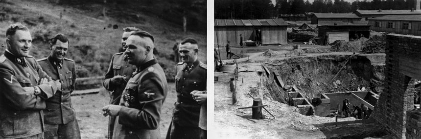 Строительство лагеря Аушвиц - Глава 1