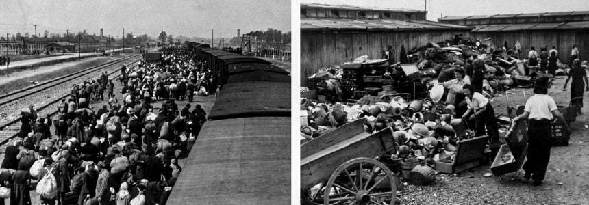 Коррупция в лагере Аушвиц