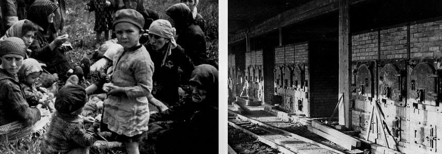 Депортация венгерских евреев в Аж-высь