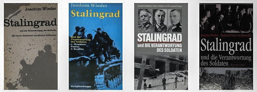 Die Tragödie von Stalingrad (Сталинградская трагедия)