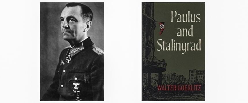 «Я выполняю приказ» (О биографии фельдмаршала Паулюса и документах из его архива)