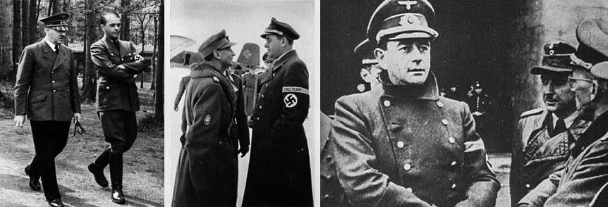 Шпеер на посту Министра вооружений Германии