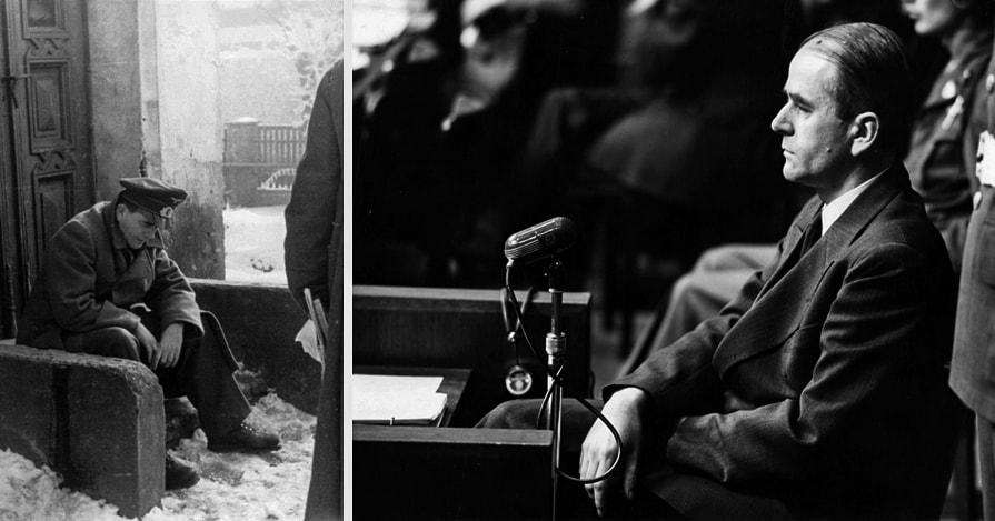 Крах режима - Шпеер в Нюрнберге и заключение